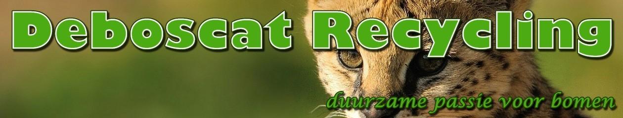 Deboscat Recycling - duurzame passie voor bomen